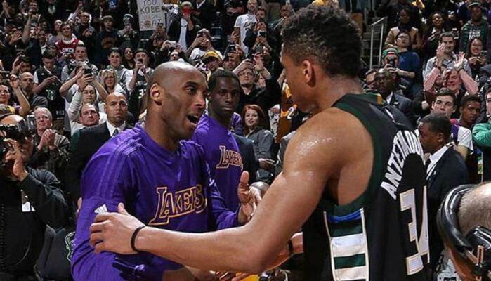 NBA L'anecdote de Kobe sur Giannis