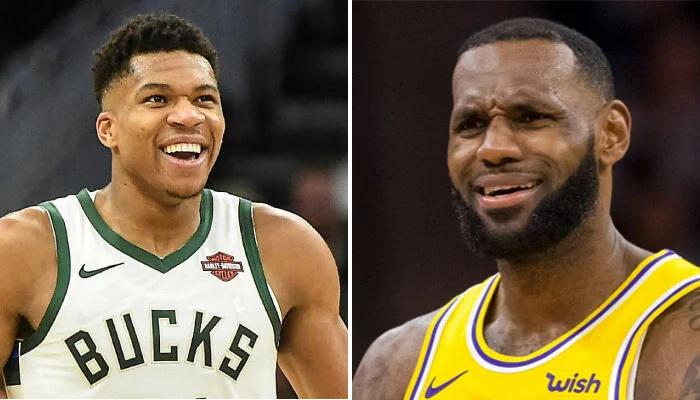 NBA Les Bucks taclent LeBron