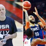NBA/JO – Gregg Popovich évoque le match de Team USA face à la France