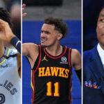 NBA – Ja, Mitchell, Isiah réagissent à la dinguerie de Trae sur les réseaux