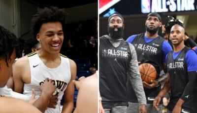 NBA – Un ado devient le plus jeune pro US de l'histoire, contrat faramineux en prime !