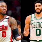 NBA – Tatum et Lillard dévoilent ce qui les a choqués dans le basket FIBA