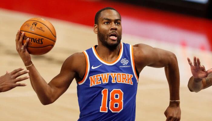 NBA Alec Burks aux Knicks