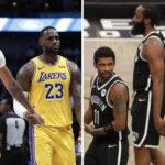 NBA – « Les Nets ont bien plus pression que les Lakers, ils doivent gagner »