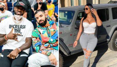 NBA – Drake craque pour la mère d'un coéquipier de Bronny !