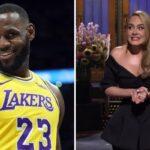NBA – Métamorphosée, Adele s'affiche en couple avec un proche de LeBron !
