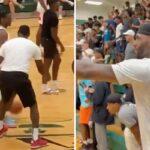 NBA – LeBron met la pression à Bronny à l'ultime seconde de son match, ses paroles révélées !
