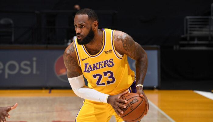 NBA LeBron se livre sur le GOAT