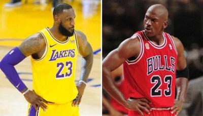 NBA – « C'est lui le GOAT, pas LeBron ou Jordan »