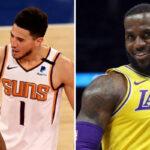 NBA – « Si les Suns perdent, il doit rejoindre LeBron aux Lakers »
