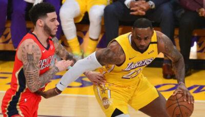 NBA – L'agent de Lonzo et LeBron envoie un message avant la free agency !