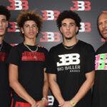 NBA – LaMelo, Lonzo et LiAngelo Ball dans la même équipe !