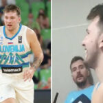 NBA/JO – Luka et la Slovénie affichés dans une soirée, les photos polémiques