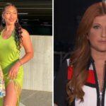 NBA – Rachel Nichols au bord des larmes, la fille de Rose la saccage !