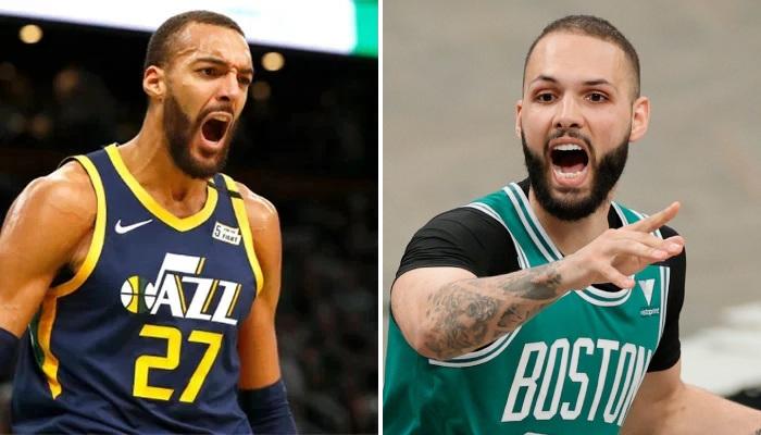 NBA Gobert, Batum et Fournier énervés