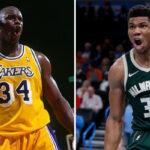 NBA – Le record démentiel du Shaq dont Giannis pourrait s'emparer