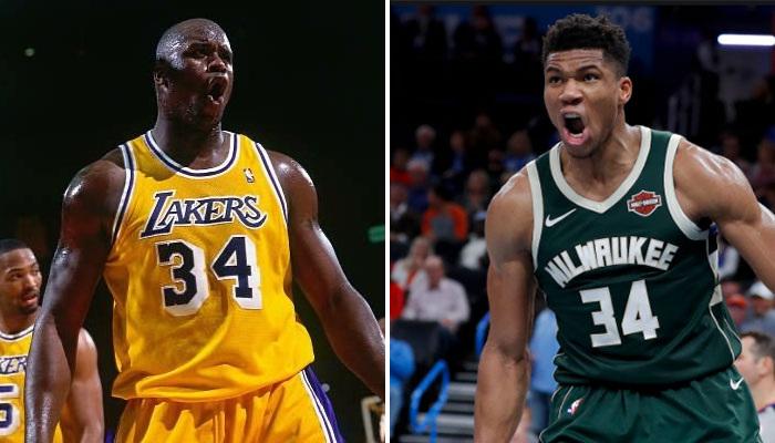 NBA Giannis pourrait battre une record du Shaq