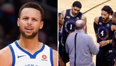 NBA – Les Warriors repoussent une offre des Knicks !