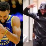 NBA – Grosse nouvelle dans la famille Curry, Steph pète un câble en vidéo