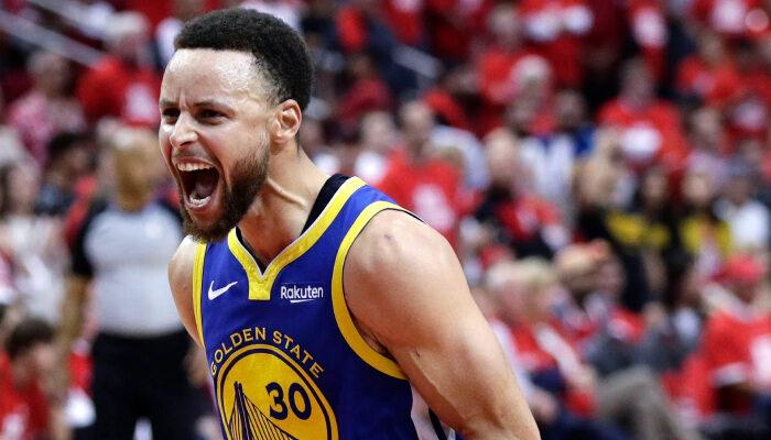 NBA Le gros trash-talk de Steph Curry