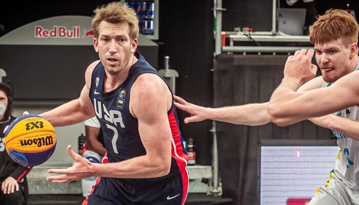 NBA Team USA absent des JO en 3x3
