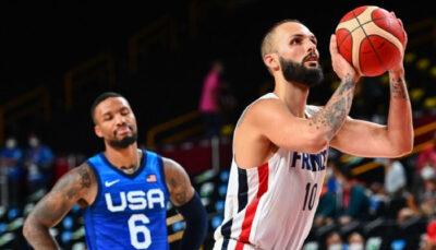 NBA/JO – La phrase amère de Damian Lillard après le carton d'Evan Fournier