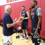 NBA/JO – Jouer pour Gregg Popovich ? L'avis honnête de Kevin Durant