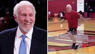 NBA – Les « suicides » de Gregg Popovich à 72 ans font le buzz !