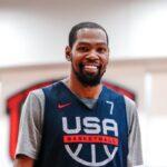 NBA – En plein live Insta, Kevin Durant carbonise un coéquipier de Team USA !