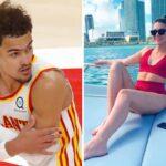 NBA – Après l'élimination, les vacances de rêve de Trae Young et sa petite amie