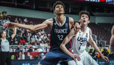NBA – Wembanyama, Holmgren : le 5 majeur démentiel des futures pépites NBA