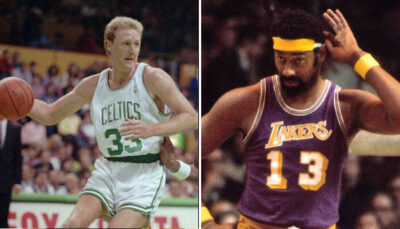 NBA – Le vrai avis de Wilt Chamberlain sur Larry Bird