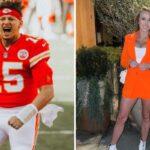 NFL – La fiancée de Patrick Mahomes réagit aux rumeurs sur son corps