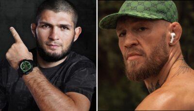 UFC – « Khabib a changé cet homme à jamais »