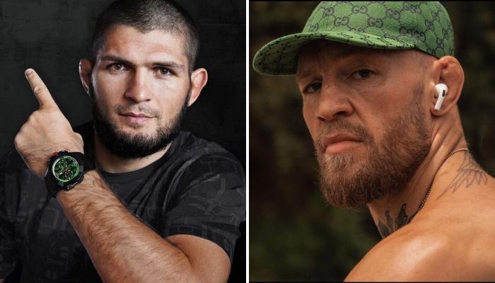 Khabib a snobé Conor McGregor du classement des meilleurs lightweight