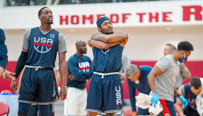 Un premier blessé lors de l'entraînement de Team USA ! NBA