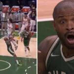 NBA – Un joueur des Suns cale le poster de l'année en finales, les fans choqués !