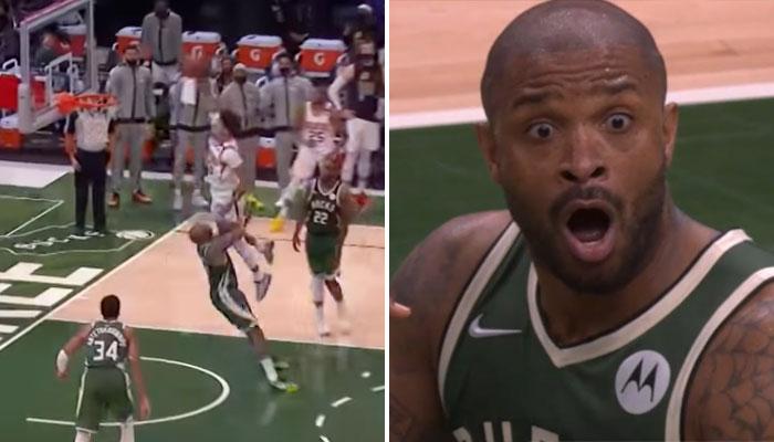 Un joueur des Suns cale le poster de l'année en finales, les fans choqués ! NBA