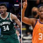 NBA – Giannis répond à Chris Paul avec le tacle parfait !