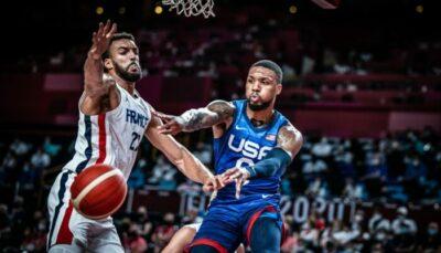 NBA/JO – La France s'offre Team USA dans un match fou !