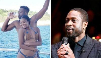 NBA – Dwyane Wade poste des photos dénudées de sa femme Gabrielle Union