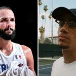 NBA – Mister V envoie un message à Evan Fournier après son carton !