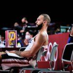 JO – Evan Fournier salué sauvagement par un joueur NBA : « Gros match la calvitie ! »