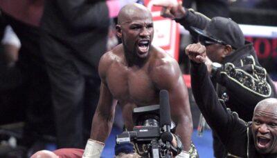 Fight – Le combat contre Logan Paul ? Une légende déglingue Floyd Mayweather !