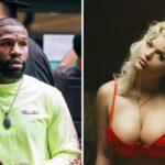 Fight – La fiancée de Floyd Mayweather pète un câble… et insulte le boxeur !