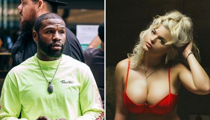 La légende de la boxe, Floyd Mayweather, a vu sa fiancée, la strippeuse Anna Monroe, péter un cable suite à sa dernière escapade caliente