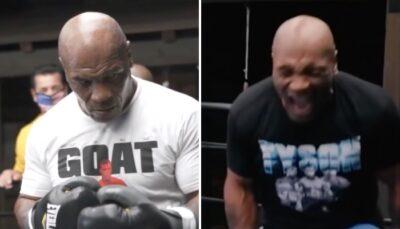 Fight – A 55 ans, la vidéo terrifiante de Mike Tyson à l'entrainement fait le buzz !