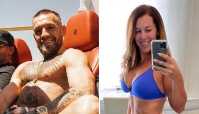 UFC – Que s'est-il passé entre McGregor et la femme de Dustin Poirier ? Dana White révèle sa théorie