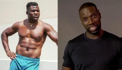 UFC – Le message viral de Francis Ngannou pour Omar Sy : les fans rêvent déjà !