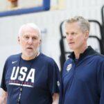 NBA/JO – Steve Kerr dévoile l'avantage de la France face à Team USA